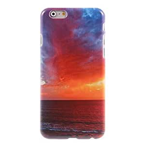 DD Sea in the Sunset Pattern Hard Case for iPhone 6 Plus