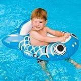 Swimline Guppy Fish Baby Float Blue
