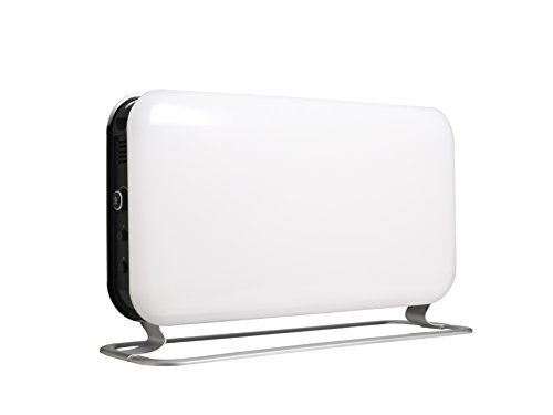 Mill Convection 1500W LED Heater, White by Mill (Image #4)