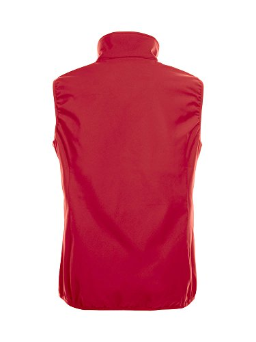 Chaqueta Rosso Mujer Cqc Chaleco Para 5wvq17