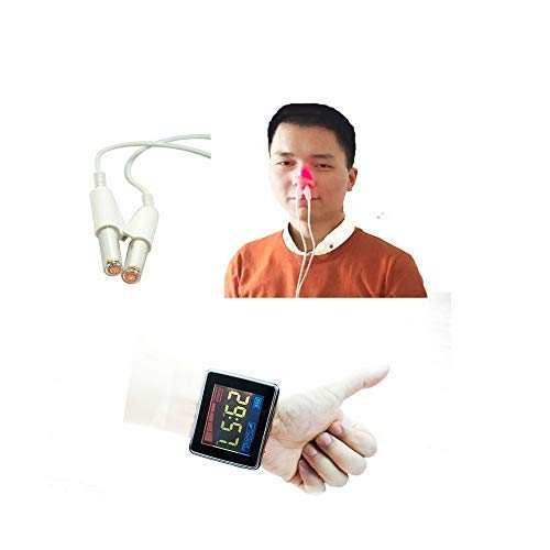 COZING Laser Smart Watch, Cold Laser Therapy Equipment for High Blood Pressure at Home from COZING