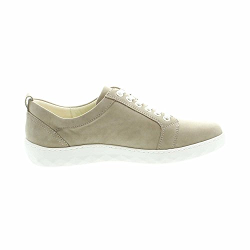 Brown 162 Taupe Weite Waldläufer Up Lace Flats 921003 H Weite Taupe 230 H Women's 00wqrFEp
