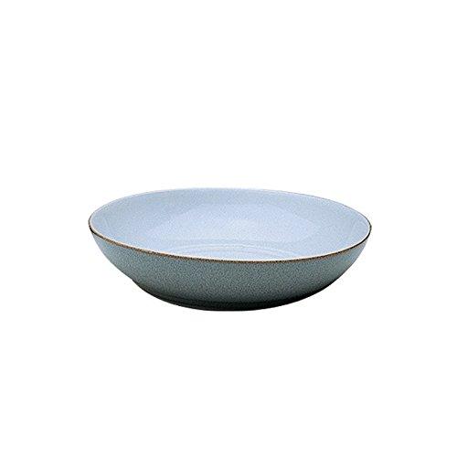 - Denby Jet Grey Individual Pasta Bowls, Set of 4