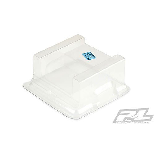 Utility Bed Body, Clear, for Honcho, Style Crawler Cabs 348400