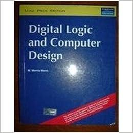 Digital Logic Design By Morris Mano 3th Edition Pdf