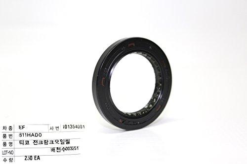 Camshaft Oil Seal for Gm Chevy Chevrolet spark Part: 94535472