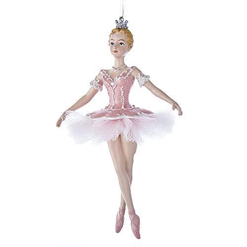 Kurt Adler Sleeping Beauty Ballerina Christmas Tree Ornament