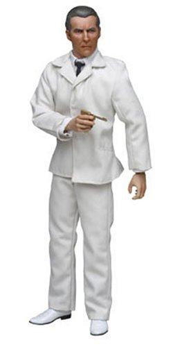 Bond Figure 12 James - Sideshow Collectibles James Bond 12 Inch Action Figure The Man With the Golden Gun Christopher Lee as Francisco Sacramanga