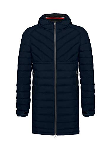 Blu Uomo Invicta Scuro 730 Cappotto tH00wq4