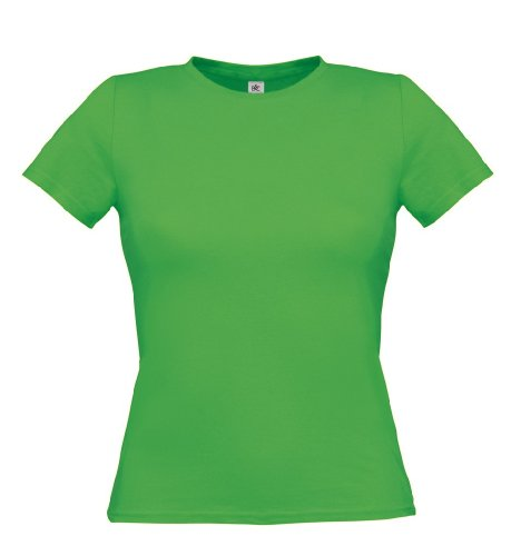 T-Shirt 'Women Only', Farbe:Real Green;Größe:XL XL,Real Green