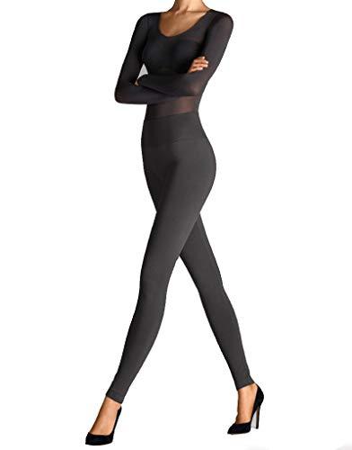 (Wolford Women's Leggings Black Small 27.5)