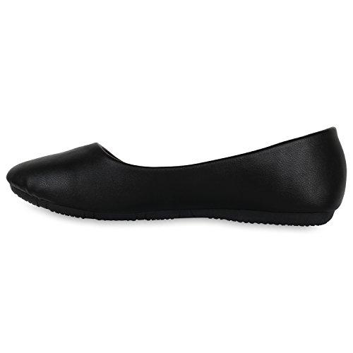 Stiefelparadies - Bailarinas Mujer negro