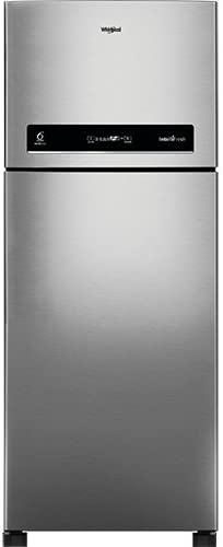 Whirlpool 292 L 3 Star Frost Free Double Door Refrigerator IF 305 ELT ALPHA STEEL 3S , Alpha Steel  Refrigerators