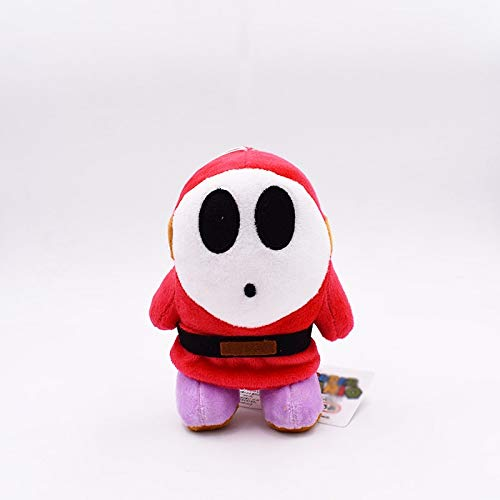 Moonyue 16cm Super Mario Peluche Shy Guy Anime Peluches ...