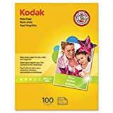 (3 Pack Value Bundle) KOD8209017 Photo Paper, 6.5 mil, Glossy, 8-1/2 x 11