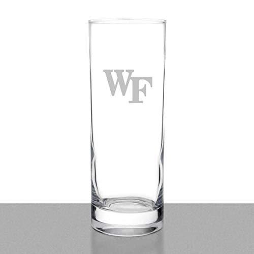M. LA HART Wake Forest Iced Beverage Glasses - Set of 4