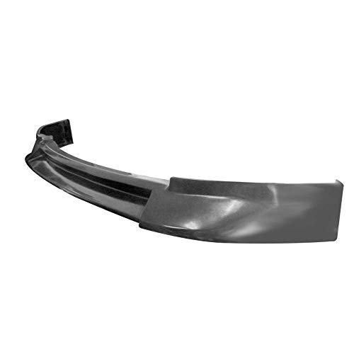 Front Bumper Lip Compatible With 2003-2007 SCION XB | JDM Style PU Black Front Lip Spoiler Splitter Air Dam Chin Diffuser Add On by IKON MOTORSPORTS | 2004 2005 2006