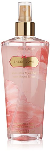 Victoria's Secret Sheer Love parfümiertes Bodyspray, 1er Pack (1 x 250 ml)