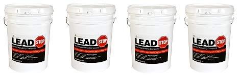 Inc 5 Gallon 5 4000 LEAD STOP Lead Encapsulating Compound Dumond Chemicals