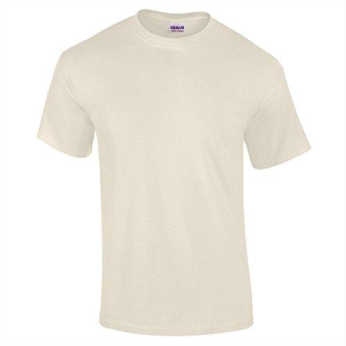 Tshirt Gildan Natural Cotton Ultra Adult FZwP1q