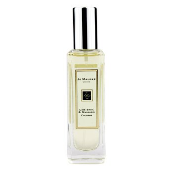 Jo Malone Lime Basil & Mandarin Cologne Spray for Women, 1 Ounce