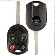 New 4 Button Ford Remote Key 2012 2013 2014 2015 2016 Ford Focus 164-R8046