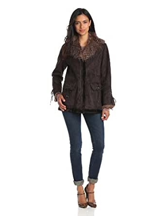 Parkhurst Women's Outback Jacket, Brown, Small