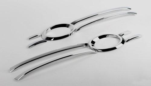Mascherina cromata per fari fendinebbia per Audi Q5 BSPG