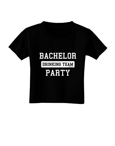 Name Bachelorette Party Drinking Team Infant T-Shirt Dark TooLoud Personalized