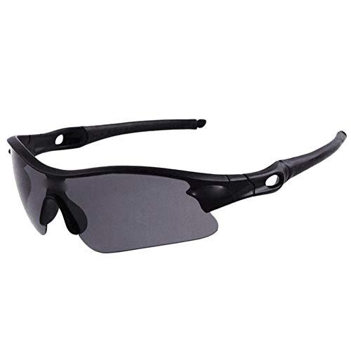LAAT 1Pcs Lunettes de Soleil Homme Lunettes de Cyclisme Protection UV400 pour Surf Conduite Vélo Ski Peche Golf et Activités extérieur