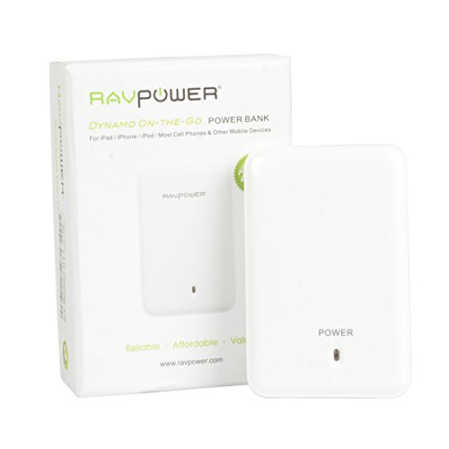 RAVPOWER Fast Wireless Powerbank/Charger