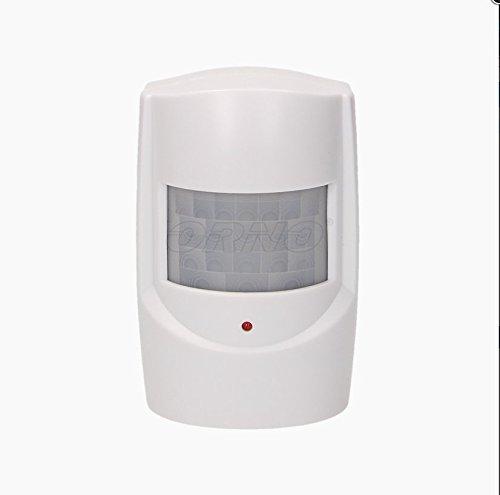 Detector de presencia por señal de radio, timbre para comercios, avisador de entrada, 120 metros