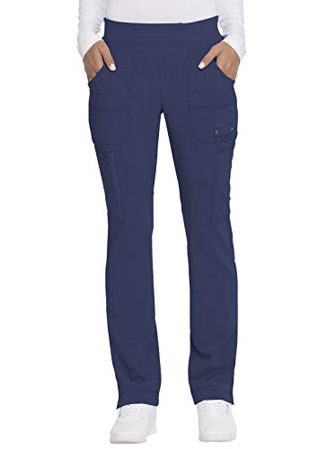 Dickies Mid Rise Tapered Leg Pull-on Scrub Pant