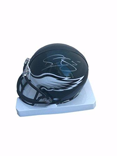 Authentic Autographed Nfl Mini Helmet - Donovan McNabb Autographed Mini Helmet - JSA Certified - Autographed NFL Mini Helmets