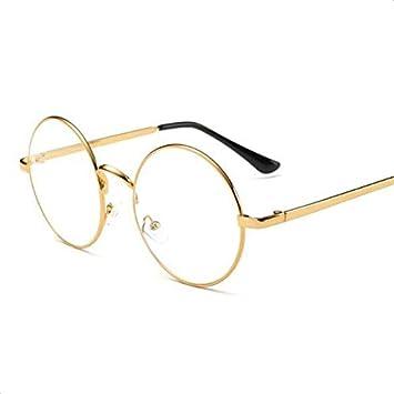 TYJYY Gafas de Sol Estilo Retro Unisex Vintage Marco De ...