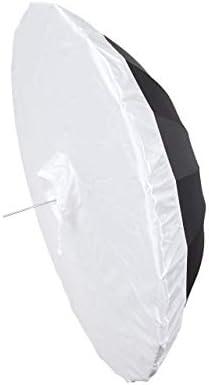 Beaded Silver Impact Umbrella 43 6 Pack