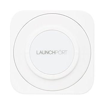 iPort LanchPort WallStation - White