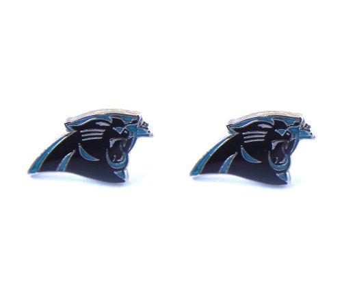 NFL Carolina Panthers Team Post Earrings ()