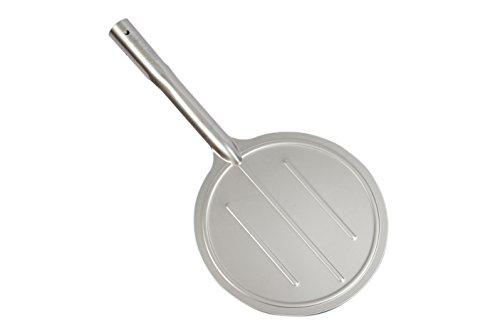 Falci 249964-90 Rond Pizza Peddel, Roestvrij staal, Diameter 19 cm