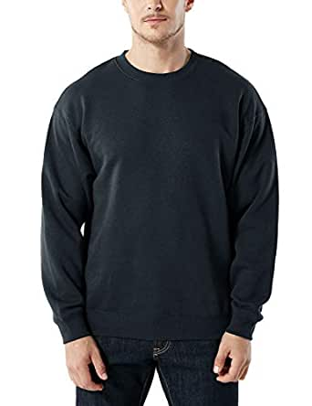Tesla TSLA Men's Active Winter Fleece Sweatshirt YKL21-BLK