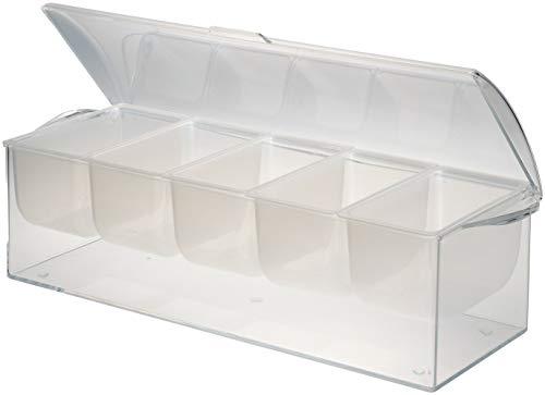 Icy Condiment Server