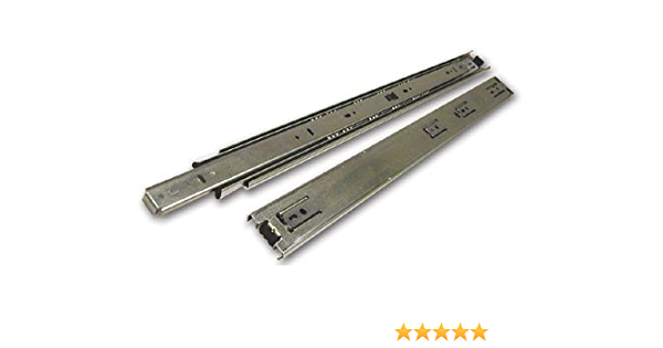 For Full Extension Drawer Slide Rubber Bumper Stopper Hold 1 Pair