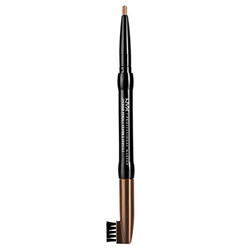 Eyebrow Light Brown (NYX Auto Eyebrow Pencil, Light Brown)