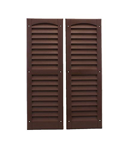 OUTDOOR PLAY AND STORAGE SHED SHUTTERS