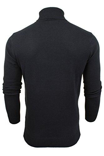 a2cc49719a14 Brave Soul  Hume  - Sous-pull pour homme - col roulé  Amazon.fr  Vêtements  et accessoires