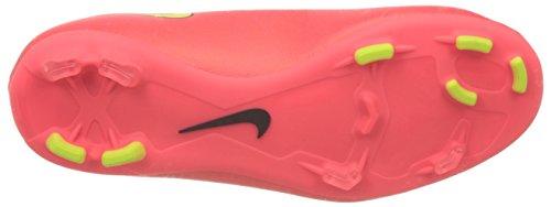 Nike 651634 690 Jr Mercurial Victory V Fg Jungen Sportschuhe - Fußball Mehrfarbig (HYPR PUNCH/MTLC GLD CN-BLK-VLT)