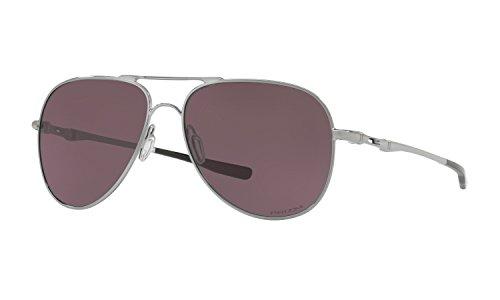 Oakley Elmont Large Aviator Sunglasses Gunmetal w/ Prizm Grey Lens + - Large Elmont Oakley