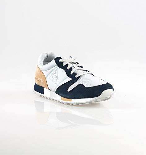Le Coq Omega Celeste Sneakers Celeste Retro Caffe Blu 1820708 45 Sportif rrFdwC6Bq