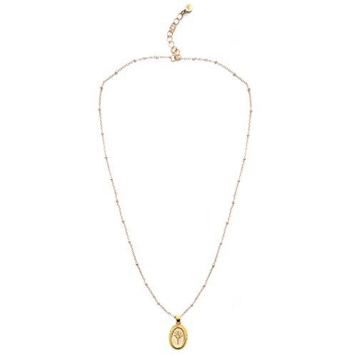 Mod Star - Mod + Jo Star Pendant Necklace-18k Gold Plated Necklace-Gold Pendant Necklace