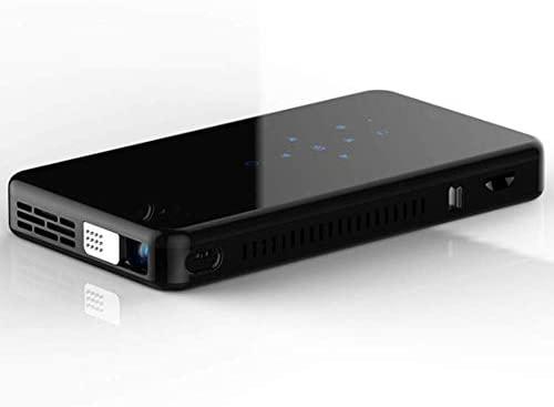 DHHZRKJ Micro proyector de teléfono móvil 1080P DLP HD Proyector ...